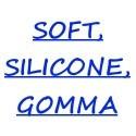 Soft, Silicone, Gomma