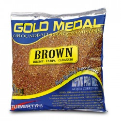 GOLD MEDAL BROWN_TUBERTINI_GROUNBAIT