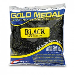 GOLD MEDAL BLACK_TUBERTINI_GROUNBAIT
