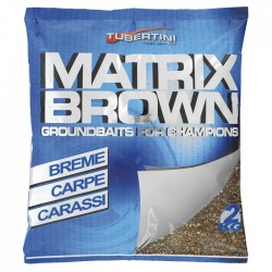 MATRIX BROWN_TUBERTINI_GROUNBAIT