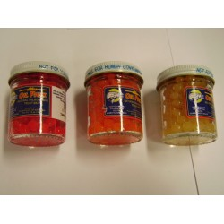 NATURAL SALMON EGGS_ATLAT-OIL PACK_VARIOUS COLOS