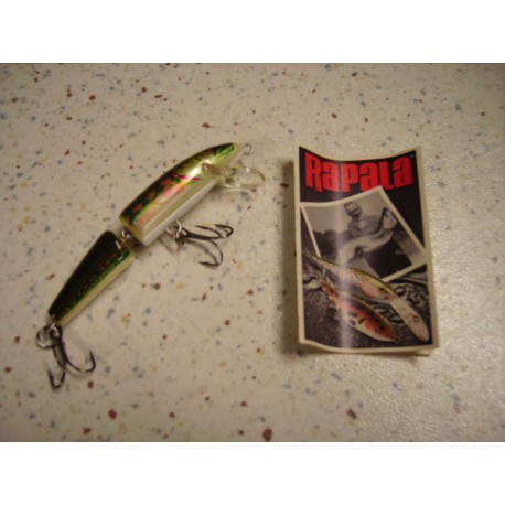 RAPALA JOINTED J-9 MN 9cm/7gr MINNOW VAIRON
