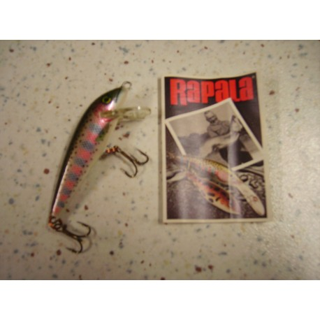 RAPALA COUNTDOWN CD-7 RT 7cm/8gr RAINBOW TROUT