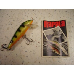 RAPALA COUNTDOWN CD-7 P 7cm/8gr PERCH
