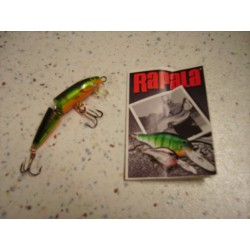 RAPALA JOINTED J-5 P_5cm/4gr PERCH