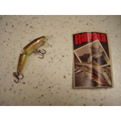 RAPALA JOINTED J-5 TR_5cm/4gr BROWN TROUT