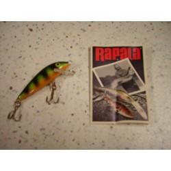 RAPALA ORIGINAL 5 P_5cm/3gr PERCH