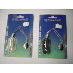 SPINNERBAIT_BLUE FOX_VARIOUS COLORS