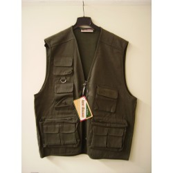 GILET GREEN_VARIOUS SIZES