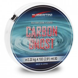 CARBON GHOST TUBERTINI 50mt_VARIOUS DIAMETERS