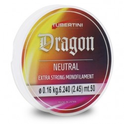 DRAGON NEUTRAL TUBERTINI 50mt_VARIOUS DIAMETERS