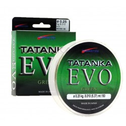 TATANKA EVO GREEN TUBERTINI 150mt_VARIOUS DIAMETERS