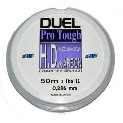 DUEL PRO TOUGH-H.D. CARBON 50mt_VARI DIAMETRI