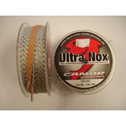 ULTRA NOX TRECCIATO CAMOR 91.44mt/100yard_VARIOUS DIAMETERS_COLOR BLACK/WHITE