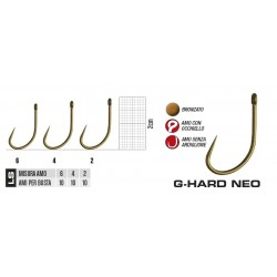 HOOK SERIES G-HARD NEO LS-7513B GAMAKATSU_VARIOUS SIZES