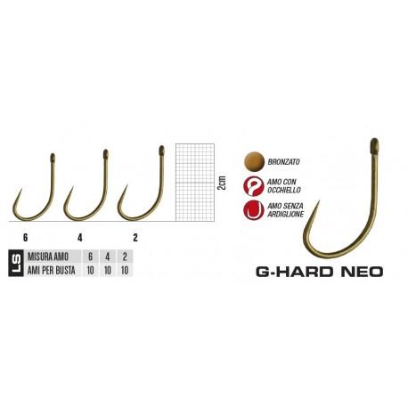 HOOK SERIES G-HARD NEO LS-7513B GAMAKATSU_VARIOUS SIZES