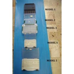 TRANSPARENT PLASTIC BOX CARSON_DIFFERENT MODELS