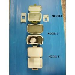 BOX FOR LIVE FISH BAITS THERMAL_CARSON_VARIOUS MODELS